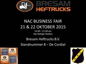 NAC BUSINESS FAIR